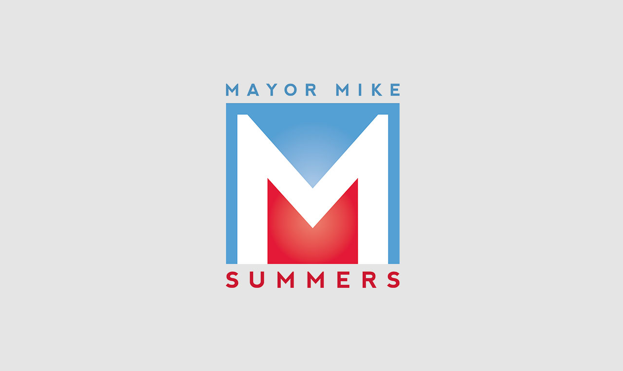 Mike Summers Campaign Logo